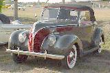 32k photo of 1938 Ford DeLuxe Club Cabriolet