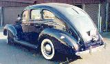 15k photo of 1938 Ford DeLuxe Fordor Sedan