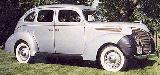 30k photo of 1938 Ford DeLuxe Fordor Sedan