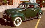 20k image of 1939 Ford DeLuxe Tudor Sedan