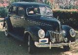 28k image of 1939 Ford DeLuxe Fordor Sedan