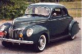 34k image of 1939 Ford Super DeLuxe Coupe