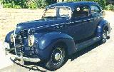 27k image of 1939 Ford Standard Tudor Sedan