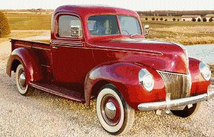 1940 Ford Truck for Sale