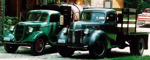 Truck Trader Online >> Oldtimer gallery. Trucks. Ford (USA) (only pre-1945).