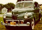 33k image of 1941 Ford V8 Super DeLuxe Tudor Sedan
