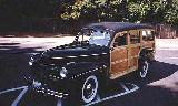 24k photo of 1941 Ford Woody Wagon
