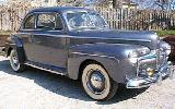 44k photo of 1942 Ford V8 Super DeLuxe Club Coupe