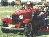 106k image of Ford AA fire engine (Australia)