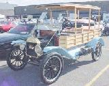 14k photo of 1914 Ford T depot hack huckster