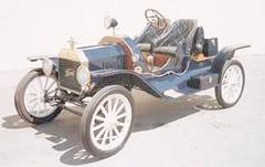 1915 Ford T runabout