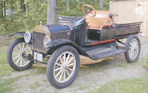 Kg Near Me >> Oldtimer gallery. Trucks. 1915-1916 Ford T.