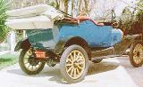 16k photo of 1915 Ford T touring
