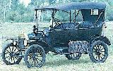 34k photo of 1916 Ford T touring