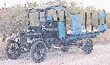 45k photo of 1917 Ford TT stake truck