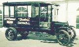 16k photo of 1918 Ford TT police paddy wagon