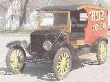52k photo of 1921 Ford T C-cab sedan-delivery
