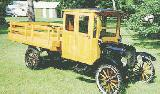 23k photo of 1923 Ford TT stake truck