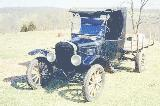 17k photo of 1923 Ford TT stakebed truck