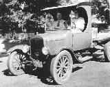 22k photo of 1925 Ford TT C-cab 1-ton truck