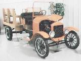 13k photo of 1925 Ford TT depot hack