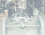 14k photo of 1925 Ford T chassis