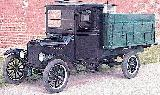 44k photo of 1926 Ford TT grain truck