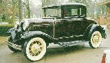 21k photo of 1930 Ford A coupe