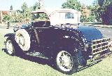 52k photo of 1930 Ford A roadster