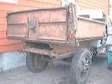 35k photo of late 1931 Ford AA dumptruck