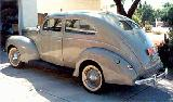 34k photo of 1940 Ford V8 DeLuxe Tudor sedan