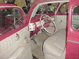 55k photo of 1940 Ford V8 DeLuxe coupe, dashboard