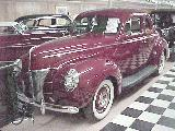 72k photo of 1940 Ford V8 DeLuxe coupe