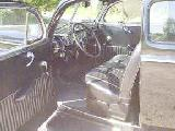 11k photo of 1940 Ford V8 Super DeLuxe Tudor, interior