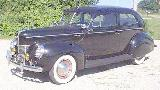 25k photo of 1940 Ford V8 Super DeLuxe Tudor