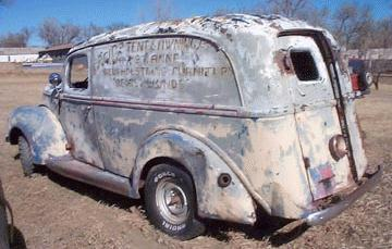 1941 Ford Panel Truck for Sale