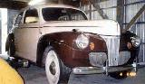 16k photo of 1941 Ford V8 Tudor