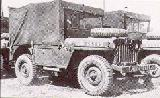 27k photo of 1942 Ford GPW ambulance of US Navy