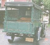 30k photo of 1928 Ford A screenside canopy express