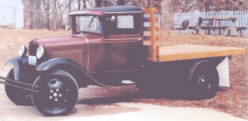 Truck Trader Online >> Oldtimer gallery. Trucks. 1930 Ford-AA.