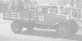 1930 Ford AA 1,5-ton stakebody truck