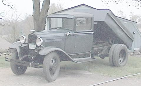 1930 Ford Truck >> Oldtimer gallery. Trucks. 1930 Ford-AA.
