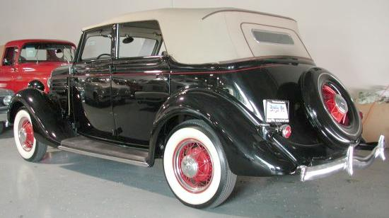 Gas Station For Sale In Alberta >> Oldtimer gallery. Cars. 1935 Ford V8 48.