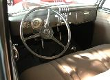 39k photo of 1935 Ford DeLuxe convertible sedan, dashboard