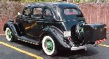 87k photo of 1935 Ford slantback fordor sedan