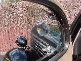 64k photo of 1935 Ford slantback fordor sedan, driver's window