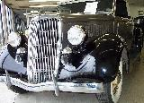 109k photo of 1935 Ford DeLuxe rumbleseat roadster