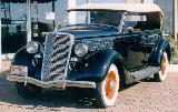 65k photo of 1935 Ford DeLuxe phaeton