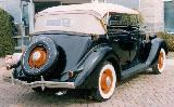 60k photo of 1935 Ford DeLuxe phaeton