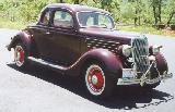 41k photo of 1935 Ford DeLuxe 5-window rumbleseat coupe